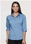 AP Business Ladies 34 Sleeve Mosman Shirt